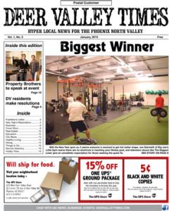 Deer Valley Times Interactive Newspaper